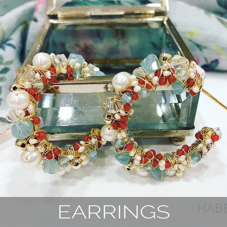 Habella Earrings Portfolio