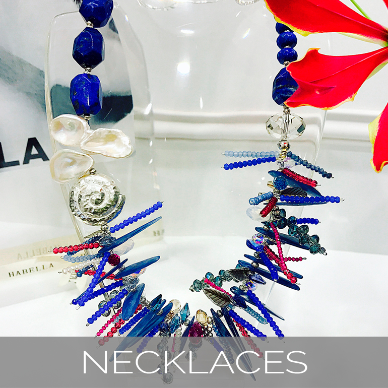 Habella Portfolio Necklaces